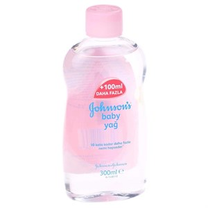 Johnsons Baby Nemlendirici Yağ 300 ml