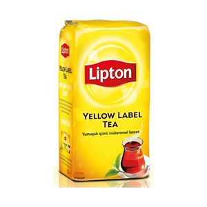 Lipton Yellow Label Dökme Çay 1 kg