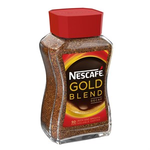 NESCAFE GOLD DECAFEINATED 100 GR