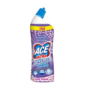 Ace Ultra Jel Çiöek 810 ml