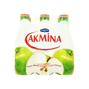 Akmina Elmalı Soda 6x200 ml
