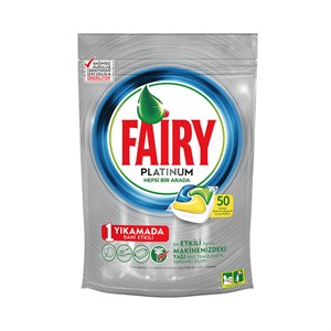 Fairy Platinum Tablet 50li