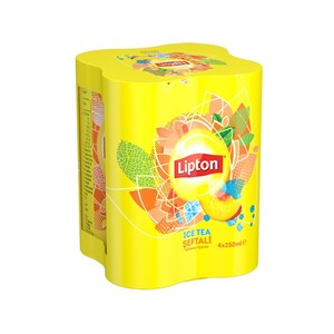 LIPTON ICE TEA SEFTALI 4*250 ML