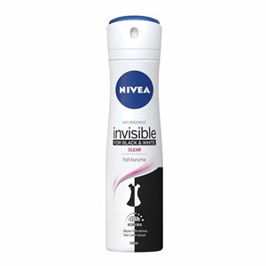 NIVEA 150ML DEO WOMAN INV CLEAR