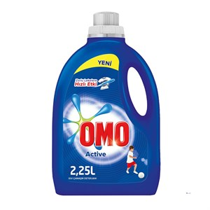 OMO SIVI 2250 ML ACTIVE