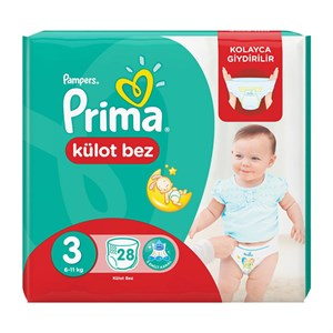 Prima Pants Tekli No:3