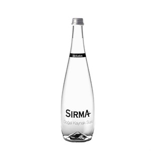 SIRMA EXCLUSIVE MADEN SUYU CAM 330 ML