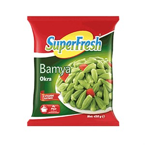 Superfresh Bamya 450 gr