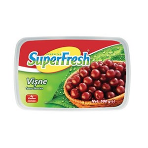 Superfresh Vişne 500 gr