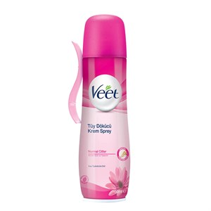 Veet Sprey Krem Normal Pembe 150 ml